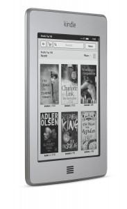 Neuer Ebook Reader Kindle Touch