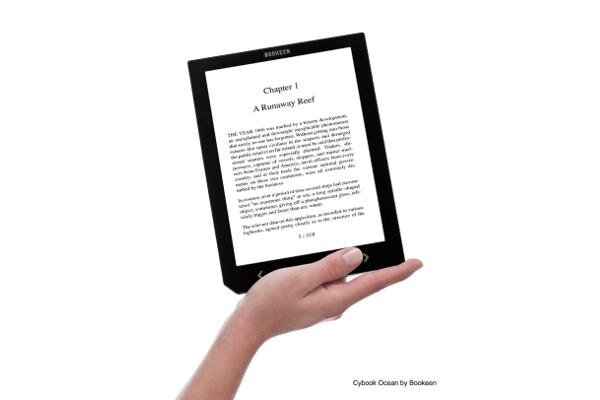 Cybook Ocean Ebook Reader