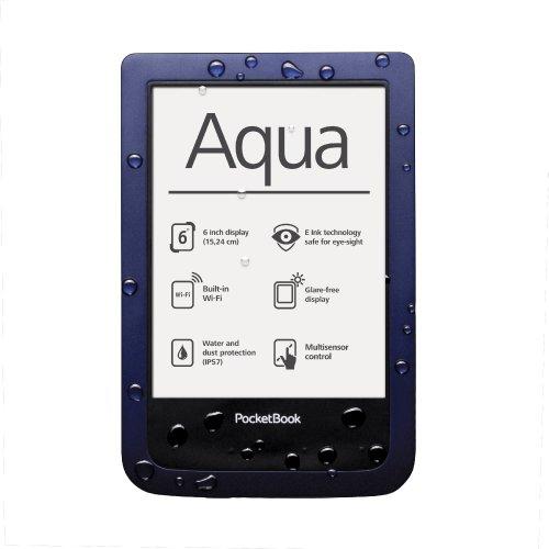 PocketBook Aqua eBook Reader