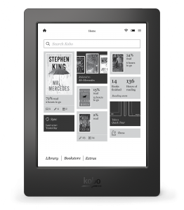 Kobo Aura H2O eBook Reader